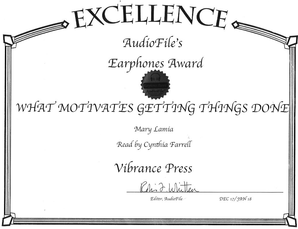 What-Motivates-Earphone-Award-Four