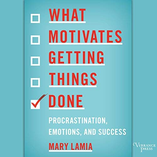 What Motivates Getting Things Done