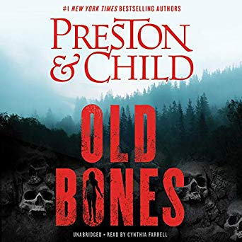 Preston & Child - Old Bones